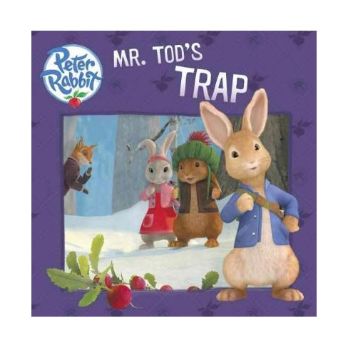 Mr. Tod's Trap - (Peter Rabbit Animation) by  Frederick Warne (Paperback) - image 1 of 1