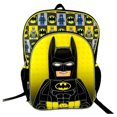be54352c81 LEGO® Batman Molded Kids Backpack with Printed Straps   Reflective Strips