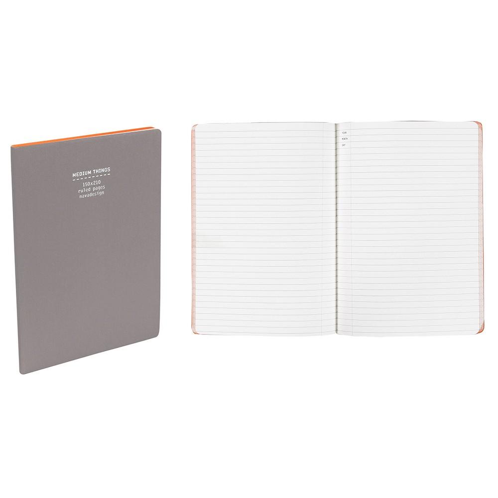 Composition Notebook Nava, Stone Gray