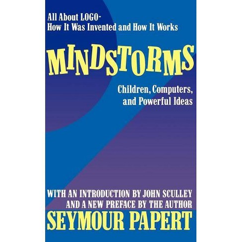 Mindstorms - 2 Edition by  Seymour A Papert (Paperback) - image 1 of 1