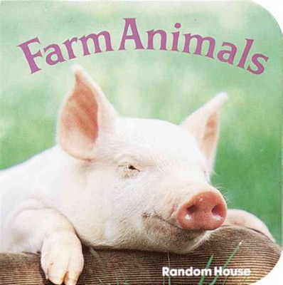 Farm Animals - (Chunky Book)by Phoebe Dunn (Board Book)