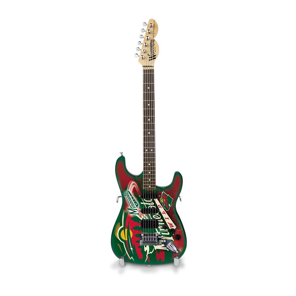 Minnesota Wild Mini Guitar Minnesota Wild Mini Guitar
