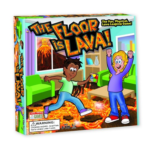 The Floor Is Lava Game - image 1 of 3