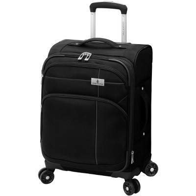 "London Fog Cranford Collection 20"" 4-Wheel Carry-On Luggage"