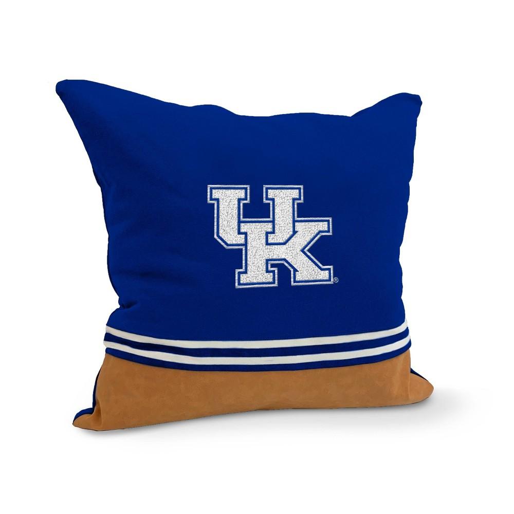 Ncaa Kentucky Wildcats Varsity Decor Pillow