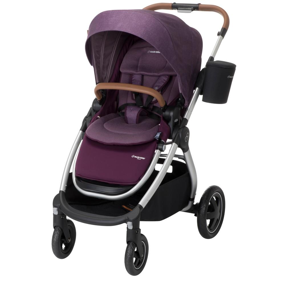 Image of Maxi-Cosi Adorra Modular Stroller, Nomad Purple