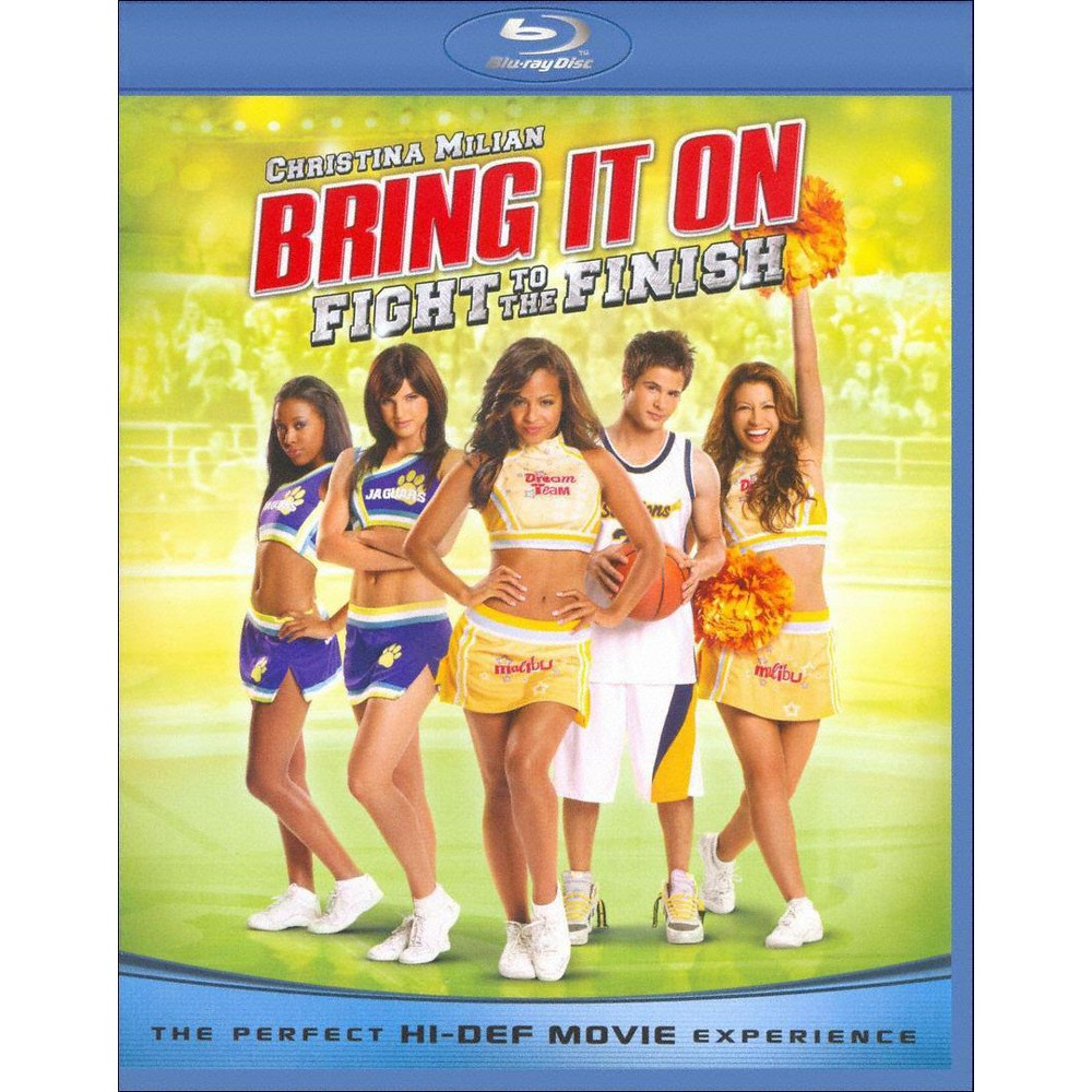 Bring It On: Fight to the Finish (Blu-ray)