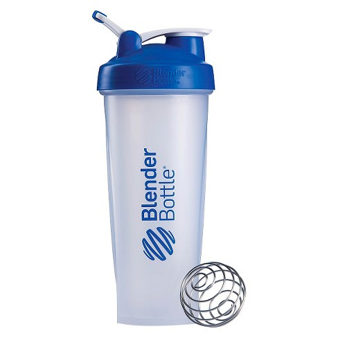BlenderBottle Classic 32oz Water Bottle - Shaker Bottle ...