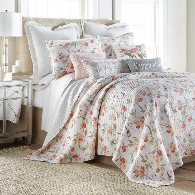 Pippa Quilt and Pillow Sham Set - Levtex Home