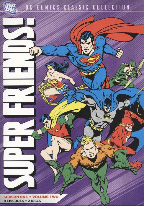 Superfriends:Ssn1 vol 2 (DVD) - image 1 of 1