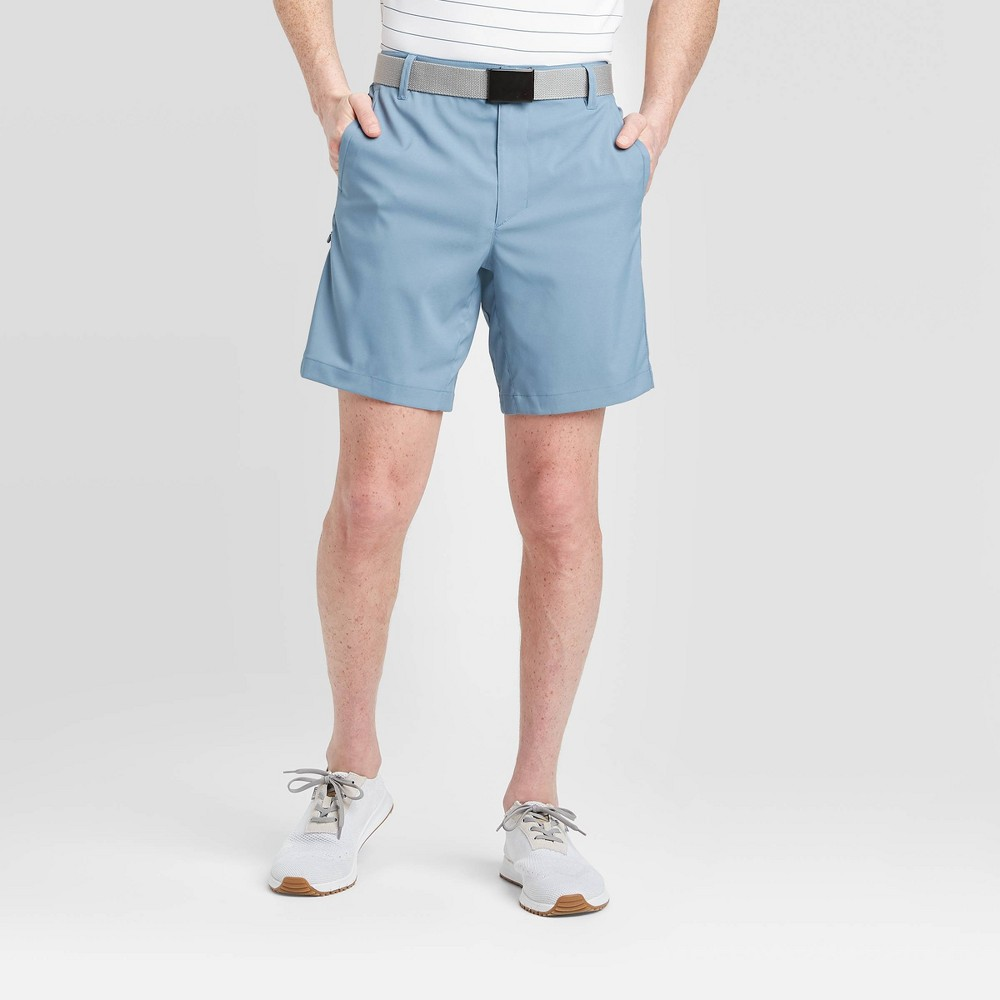 Men's Cargo Golf Shorts - All in Motion Blue Gray 40 was $30.0 now $20.0 (33.0% off)