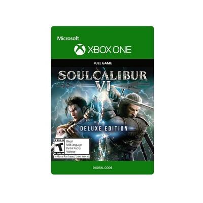 Soul Calibur VI: Deluxe Edition - Xbox One (Digital)