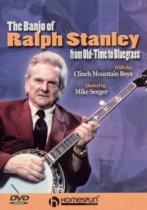 Banjo of ralph stanley (DVD) - image 1 of 1