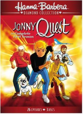 Johny Quest: Season 1 (DVD)