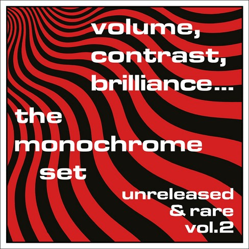 Monochrome Set - Volume Contrast Brilliance Unreleased (CD) - image 1 of 1