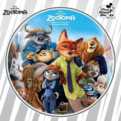 Michael Giacchino - Music From Zootopia (Picture Disc) (Vinyl)