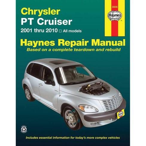 Chrysler PT Cruiser - (Haynes Repair Manual) (Paperback) - image 1 of 1