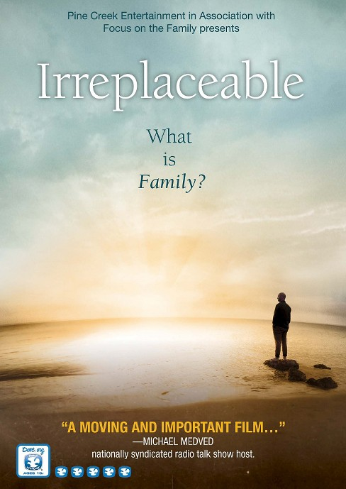 Irreplaceable (DVD) - image 1 of 1