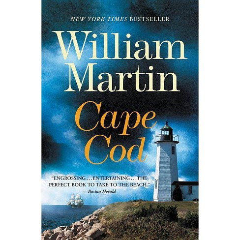 Cape Cod - by  William Martin (Paperback) - image 1 of 1
