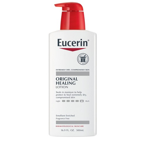 Eucerin Original Healing Soothing Lotion 16.9oz - image 1 of 5
