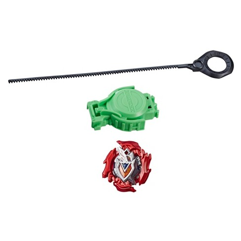Beyblade Burst Turbo Slingshock Starter Pack Z Achilles A4 Top and Launcher - image 1 of 2
