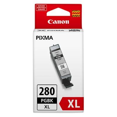 Canon PGI-280 & 280XL Pigment Single Ink Cartridge - Black