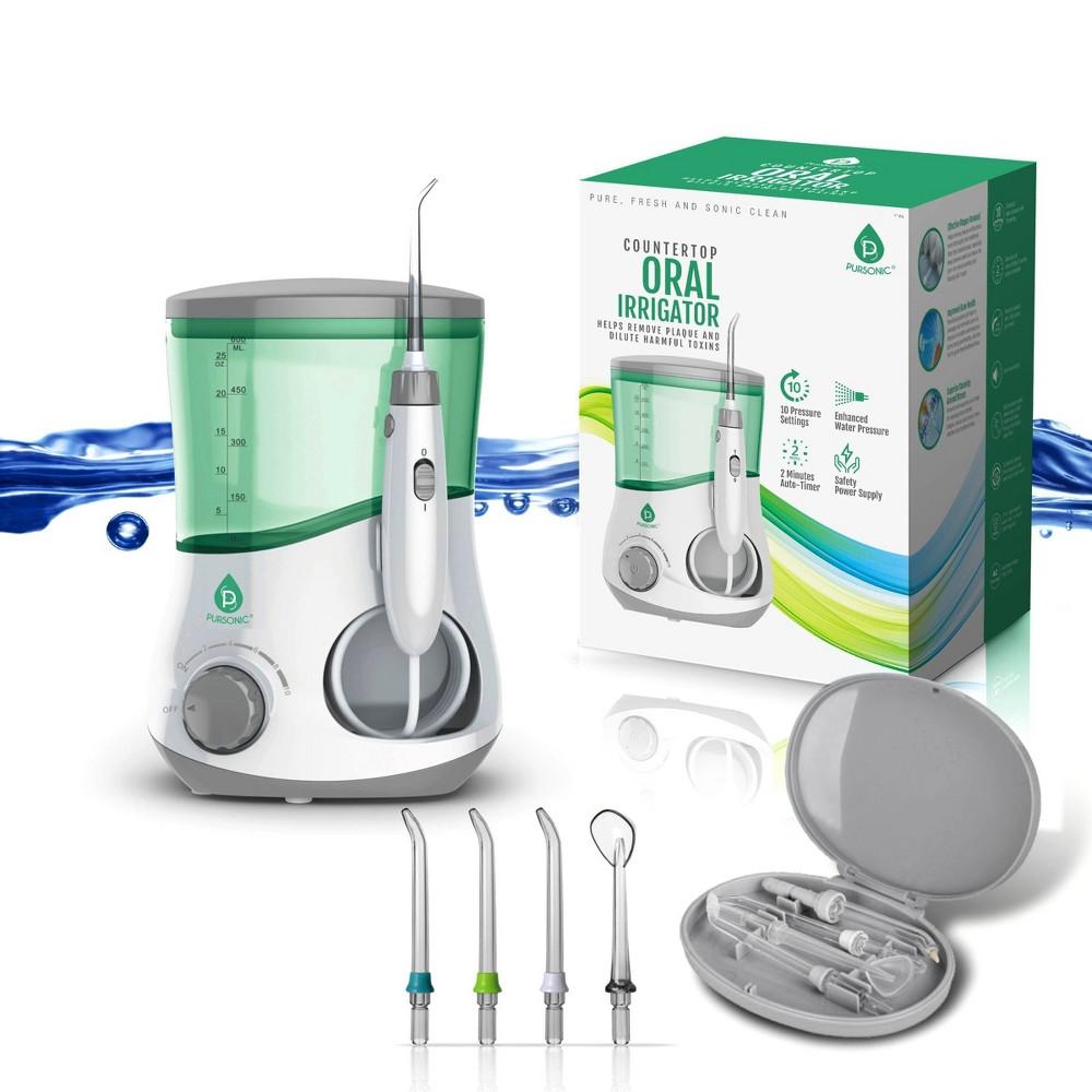 Pursonic Countertop Oral Irrigator
