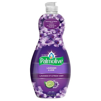 Palmolive Ultra Liquid Dish Soap - Lavender and Lime - 20 fl oz