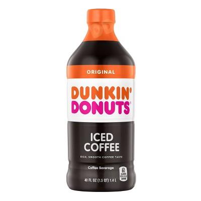 Dunkin' Donuts Iced Coffee - 48 fl oz