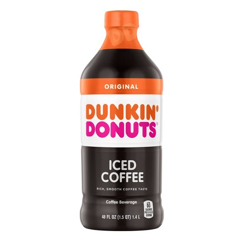 Dunkin' Donuts Iced Coffee - 48 fl oz - image 1 of 3
