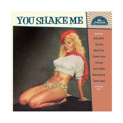 Various - You Shake Me (CD) - image 1 of 1
