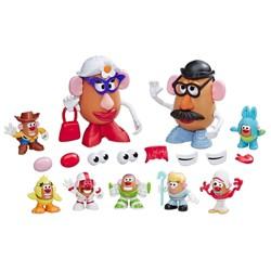 Disney Pixar Toy Story 4 Mr. Potato Head Andy's Playroom