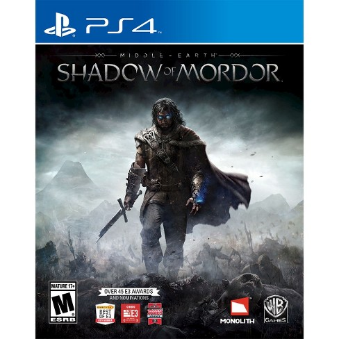 Middle Earth: Shadow of Mordor PlayStation 4 - image 1 of 1