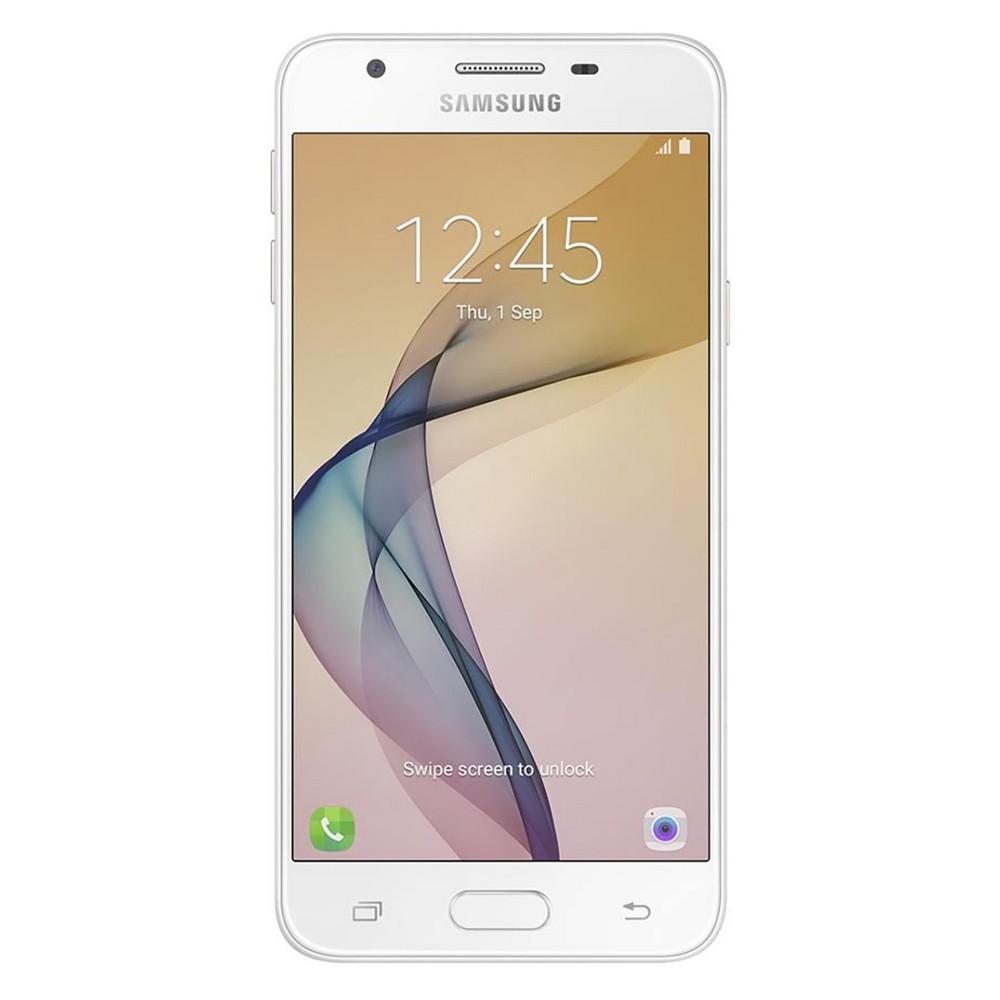 Samsung Galaxy J5 Prime (GSM Unlocked) 16GB Smartphone - White Gold
