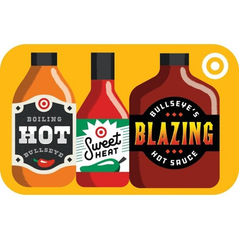 Hot Sauce GiftCard - image 1 of 1