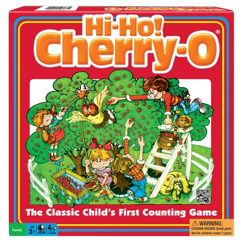 Winning Moves Hi-Ho! Cherry-O Game - image 1 of 2