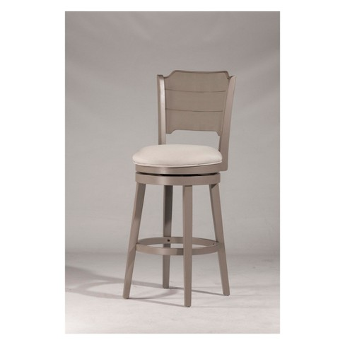 "Clarion 26.5"" Swivel Counter Stool Sea Hillsdale Furniture - image 1 of 2"