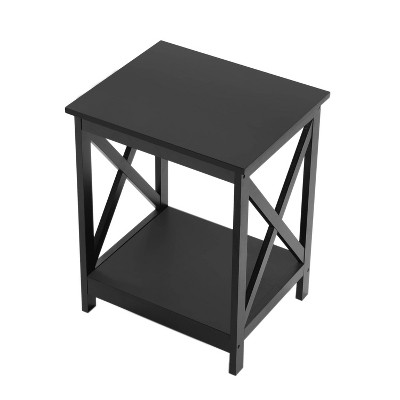Univo End Table Black - Proman Products