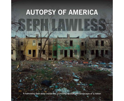 Autopsy of America : The Death of a Nation (Hardcover) - image 1 of 1