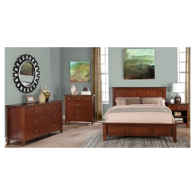 stratford solid wood bedroom collection - wyndenhall : target