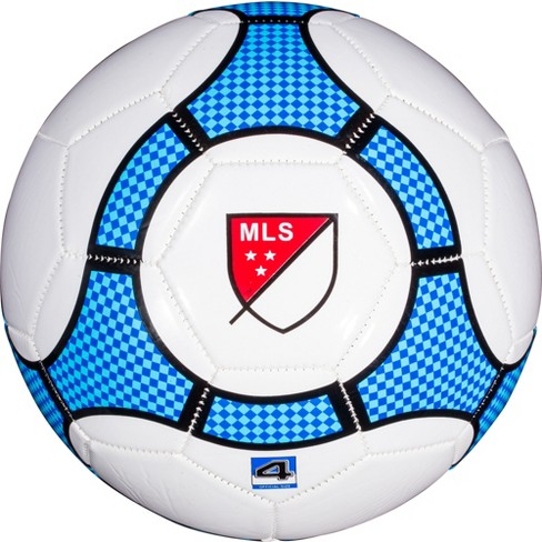 Franklin Sports MLS Pro Trainer Size 4 Soccer Ball - Blue - image 1 of 2