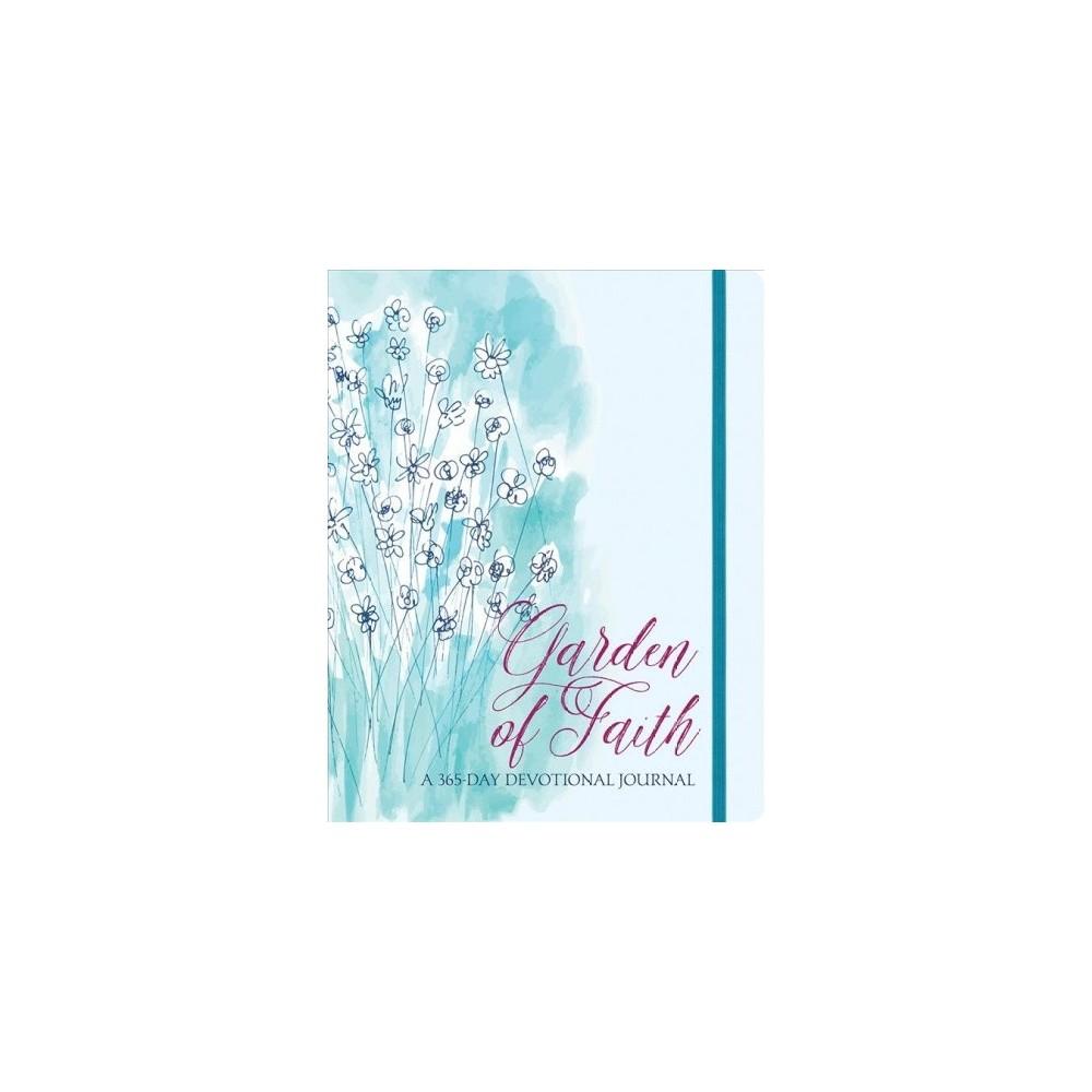 Garden of Faith : A 365-day Devotional Journal - (365 Devotional Journals) (Paperback)