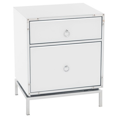 Bansollo End Table - Mirrored - Christopher Knight Home - image 1 of 4