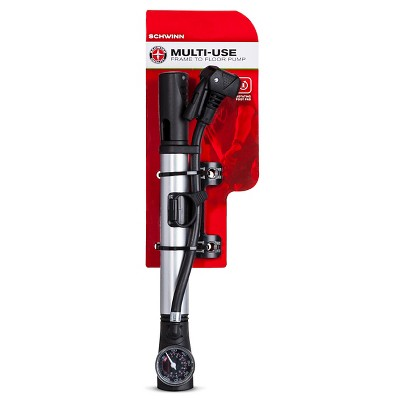 Schwinn Frame to Floor Bike Pump