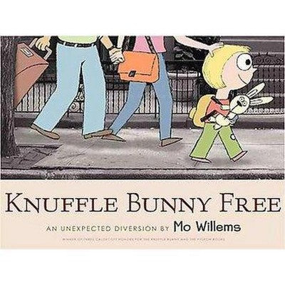 Knuffle Bunny Free ( Knuffle Bunny Series) (Hardcover) by Mo Willems