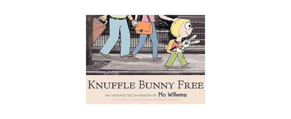 Harper Collins Knuffle Bunny Free ( Knuffle Bunny Series)...