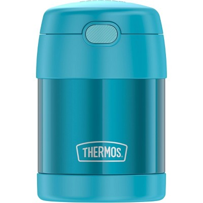 Thermos 10oz FUNtainer Food Jar with Spoon - Teal