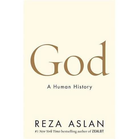 God - by  Reza Aslan (Hardcover) - image 1 of 1