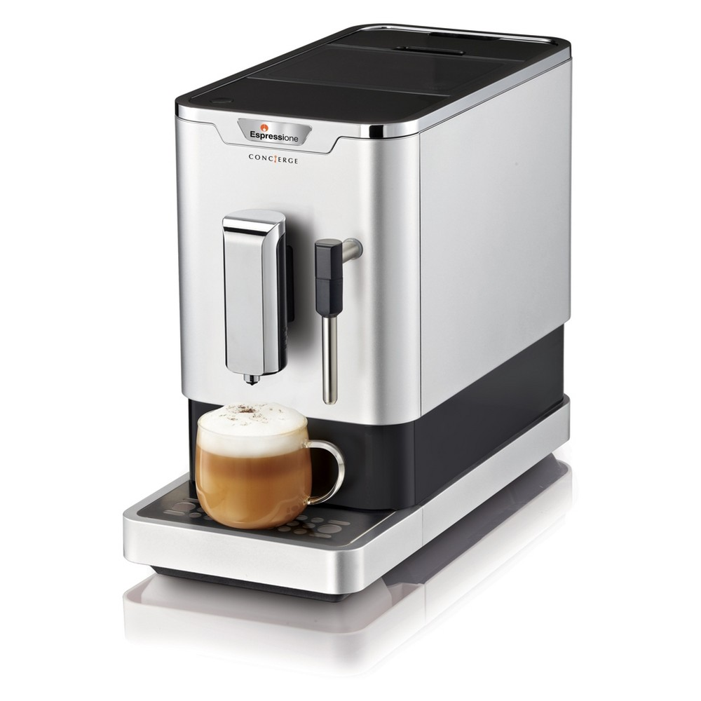 Image of Espressione Concierge Espresso Machine Stainless Steel - 8212S