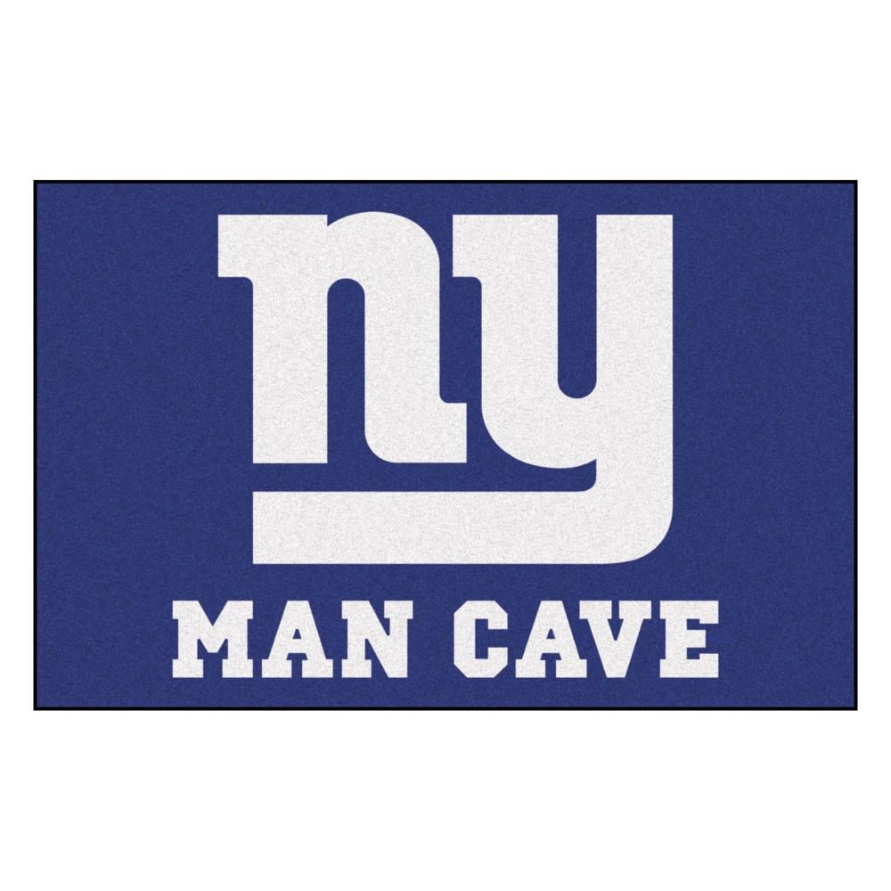 NFL New York Giants Man Cave Starter Rug 19